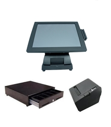 All in One Quick Serve POS System
