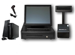 Single Station Retail POS System